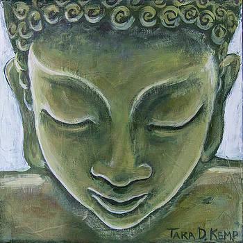 Jade Buddha by Tara D Kemp