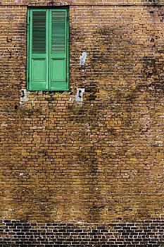 Chris Coffee - Green Door