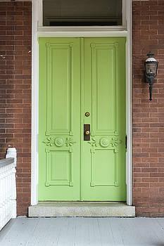 Sharon Popek - Green Door