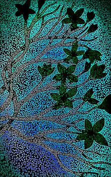 Green Dream by Amanda Copenhaver
