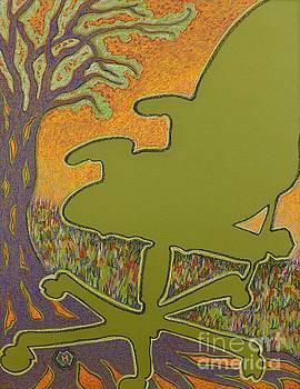 Green Dreamer by Heather McFarlane-Watson