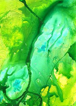 Green Envy by Judy Applegarth