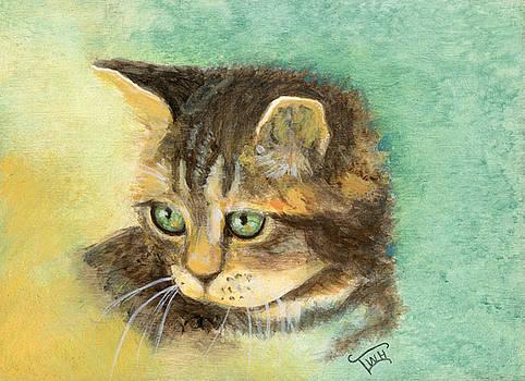 Green Eyes by Terry Webb Harshman