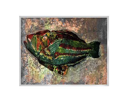 Green Fish by Patricia Calabro