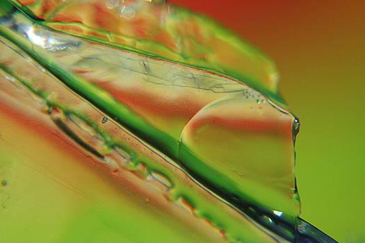 Green Glaze by Rachelle Johnston