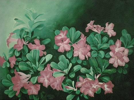 Green Harmony by Desiree Uchitsubo