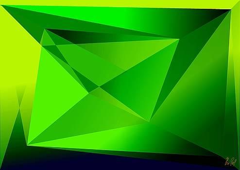 Green by Helmut Rottler