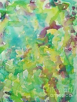 Green is back by Ingela Lindgren