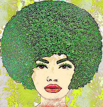 Green by Kamou Fleur