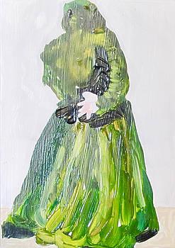 Green Lady by Carole Johnson