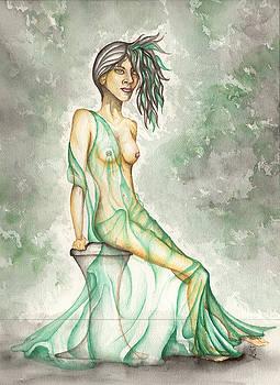 Karen Musick - Green Lady