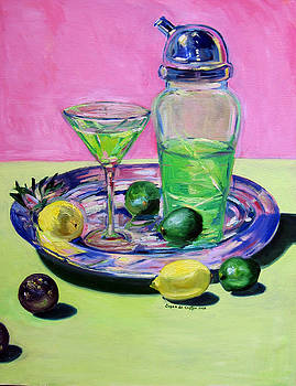 Green Liquor by Susan Decastro