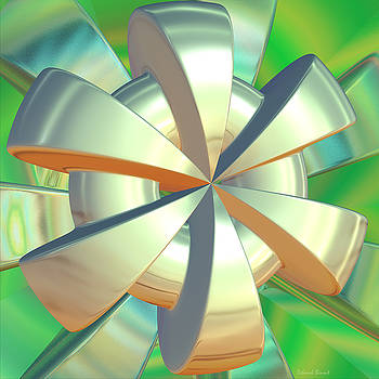 Deborah Benoit - Green Machine
