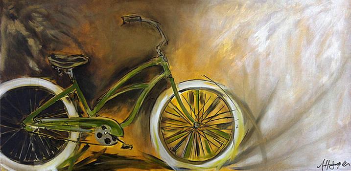 Green Machine by Nancy Hilliard Joyce