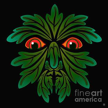 Green Man by Neil Finnemore