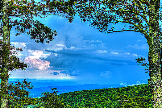 Green Mountain Storm by Dale R Carlson