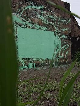 Green Piece by Gabriel Prusmack