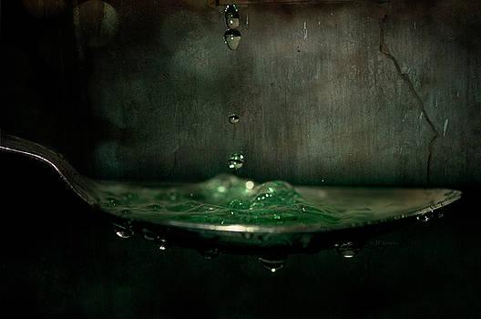 Green Potion in Motion by John Knapko