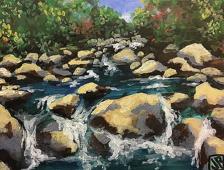 Green River by Julie K Ross