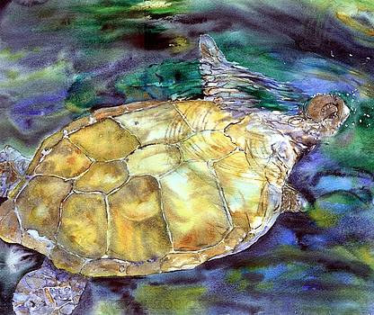 Vicky Lilla - Green Sea Turtle
