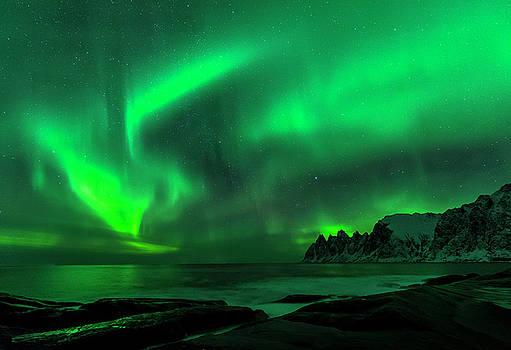 Alex Lapidus - Green Skies at Night