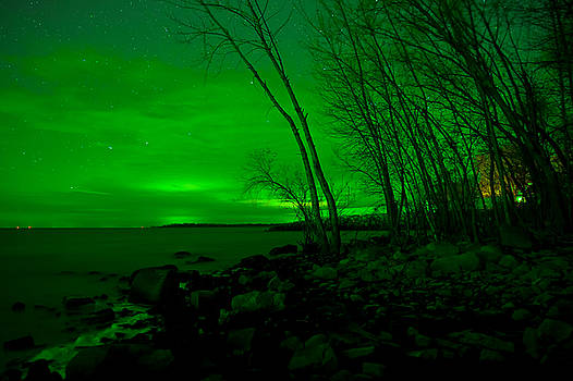 Nikki Vig - Green Skies -Northern Lights