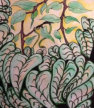 Green Snake by Robert Hilger