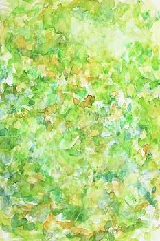 Green spirit by Ingela Lindgren