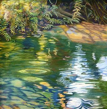 Green Treasure by Lucinda  Hansen