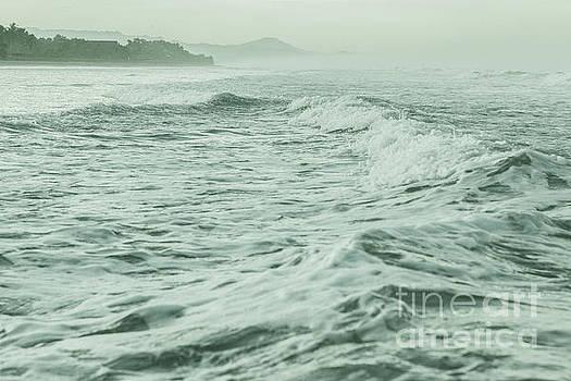 Green Waves by Iris Greenwell