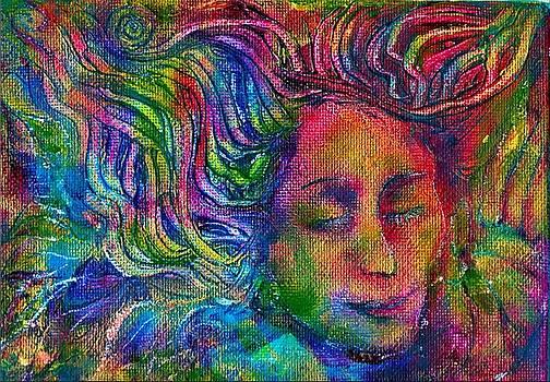 Green Woman by Lydia Erickson