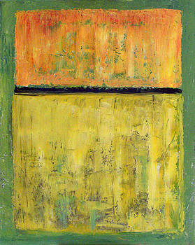 Allen Forrest - Green Yellow Orange and Black