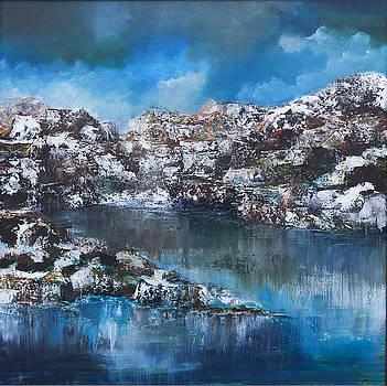 Greenaway Pool by John Tregembo