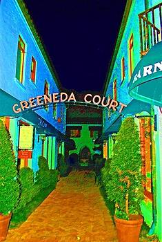 Jost Houk - Greeneda Court