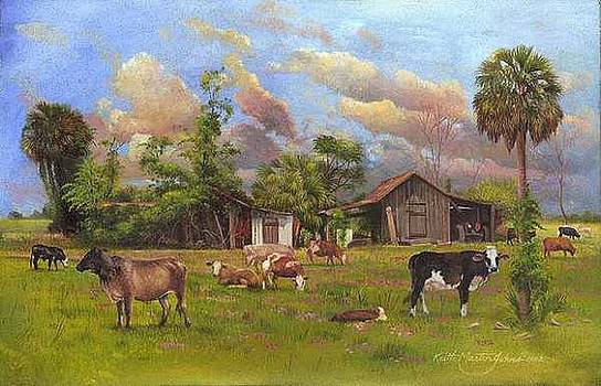 Greener Pastures by Keith Martin Johns
