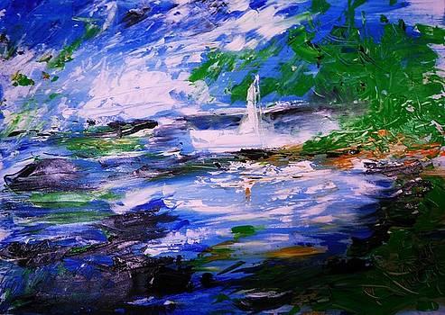 Greenery by Nalini  Bhat