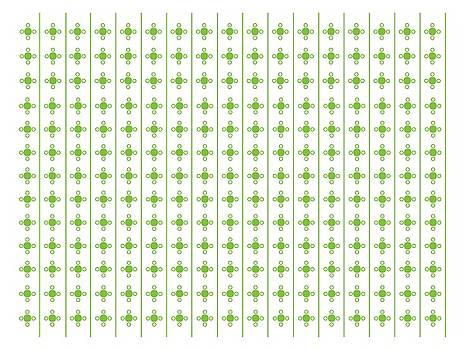 Greenery Pattern by Haley Jula