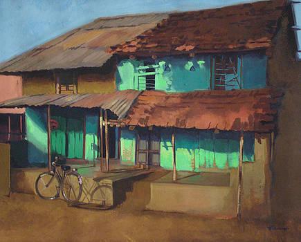 Greenhouse by Sangeeta Takalkar