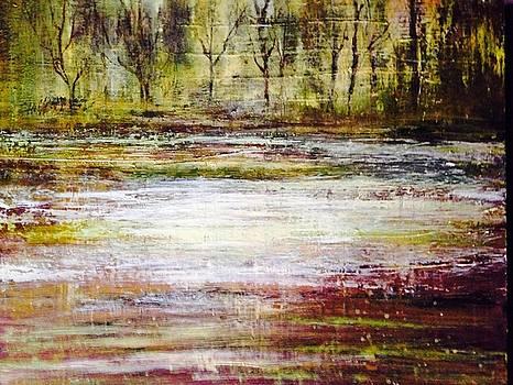 Greening of Spring by Judy Osiowy