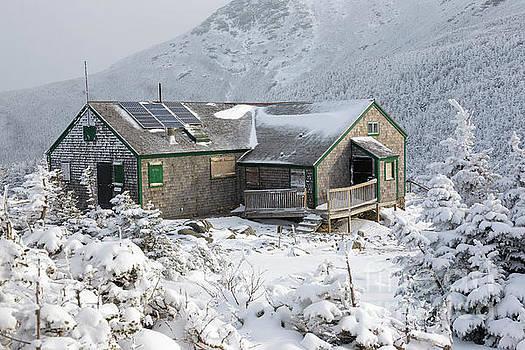 Greenleaf Hut - Mount Lafayette New Hampshire by Erin Paul Donovan