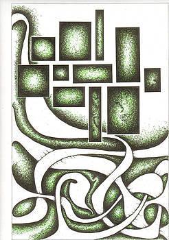 Greenpiece by Geoffroy Dextraze