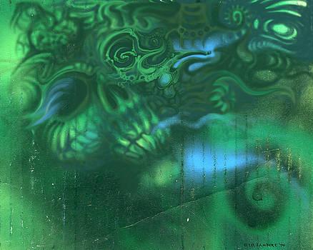 Greenskull by J P Lambert