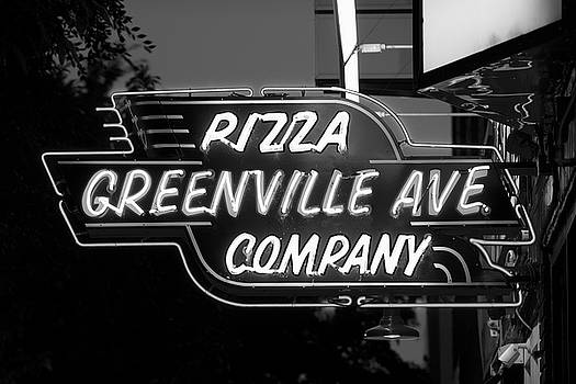 Greenville Ave B W 061918 by Rospotte Photography