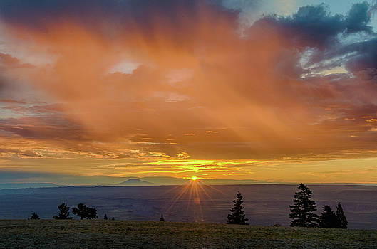 Greet the Marble View morning by Gaelyn Olmsted