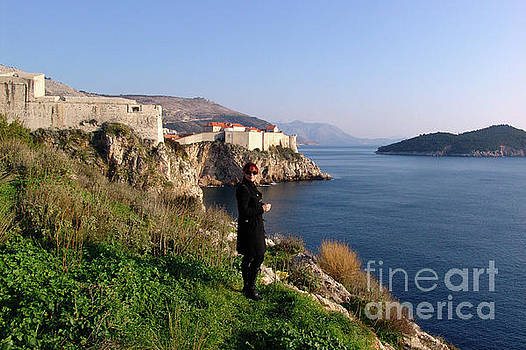 Greetings From Dubrovnik by Jasna Dragun