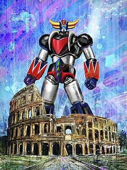 Andrea Gatti - Grendizer Colosseum