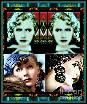 WBK - Greta Garbo Montage
