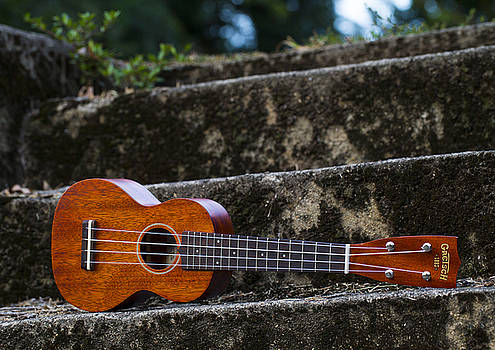 Gretsch Ukulele by Keith May