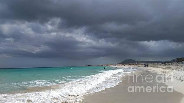 Grey Cloud Beach by Mike O'Hagan