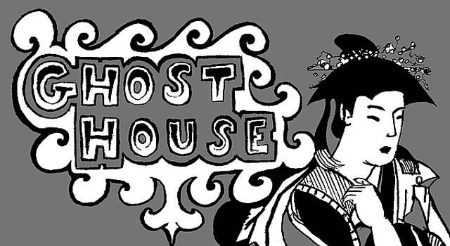Grey Ghost House by John  Stidham